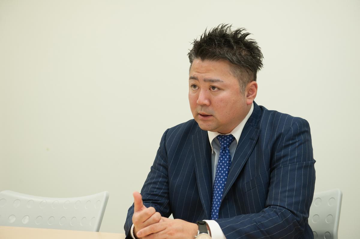 株式会社ジャストコンサルティング 前田節社長 インタビュー画像1-1