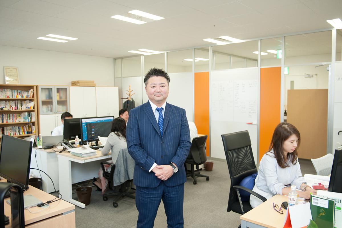 株式会社ジャストコンサルティング 前田節社長 インタビュー画像1-3