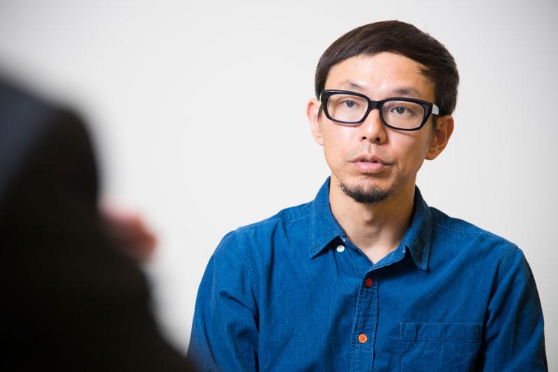 株式会社カヤック 柳澤大輔社長 インタビュー画像1−1