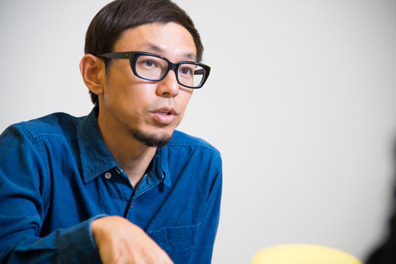 株式会社カヤック 柳澤大輔社長 インタビュー画像1−3