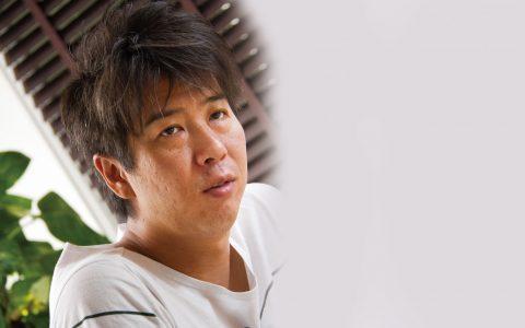 ガンホー・オンライン・エンターテイメント株式会社 森下一喜社長 記事サムネイル画像