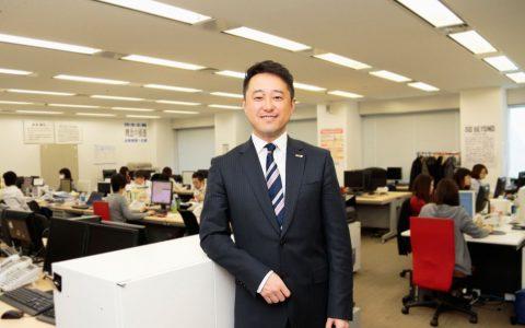 株式会社ビジョン 佐野健一社長 記事サムネイル画像