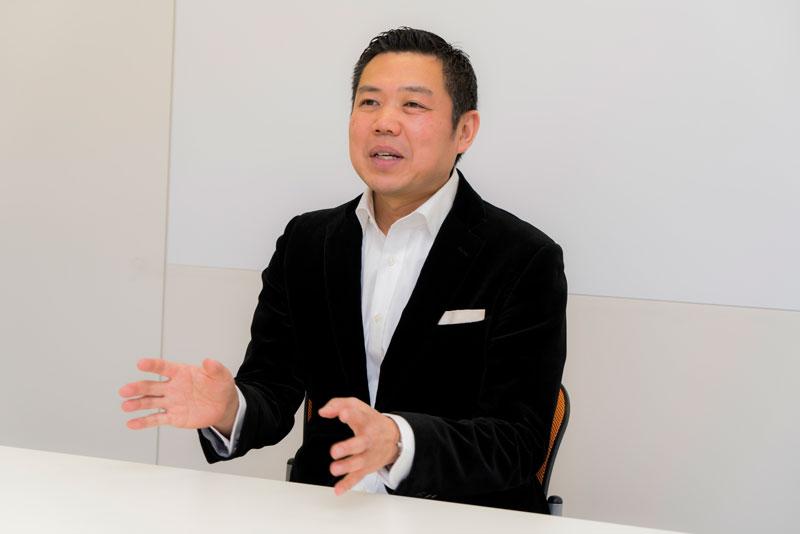 株式会社リンクバル 吉弘和正社長 インタビュー画像1-1