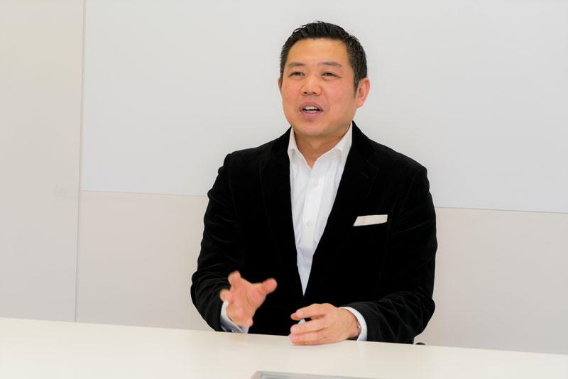 株式会社リンクバル 吉弘和正社長 インタビュー画像1-3