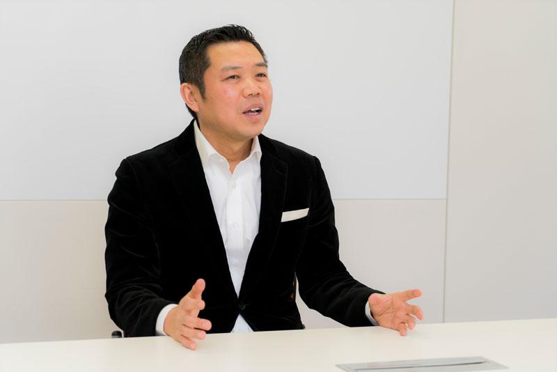 株式会社リンクバル 吉弘和正社長 インタビュー画像1-4