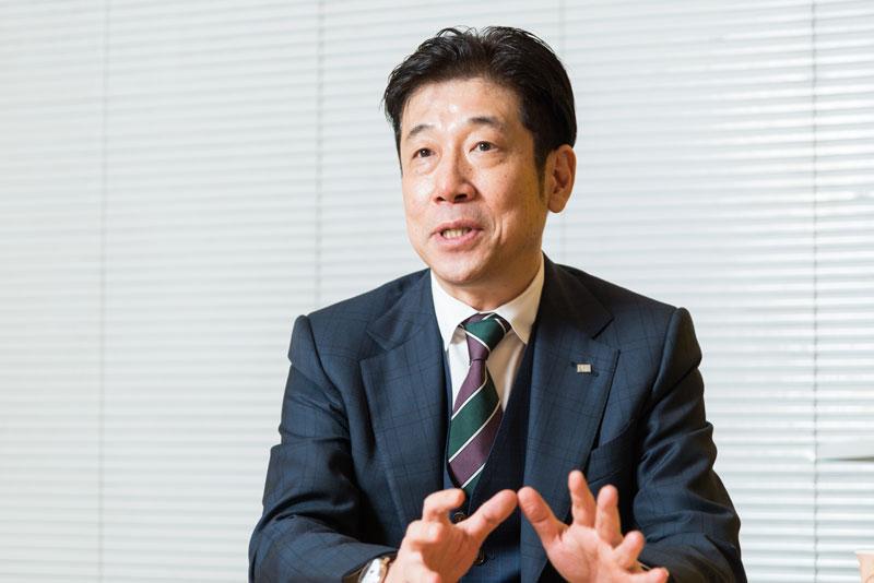 株式会社リンクアンドモチベーション 小笹芳央会長 インタビュー画像1