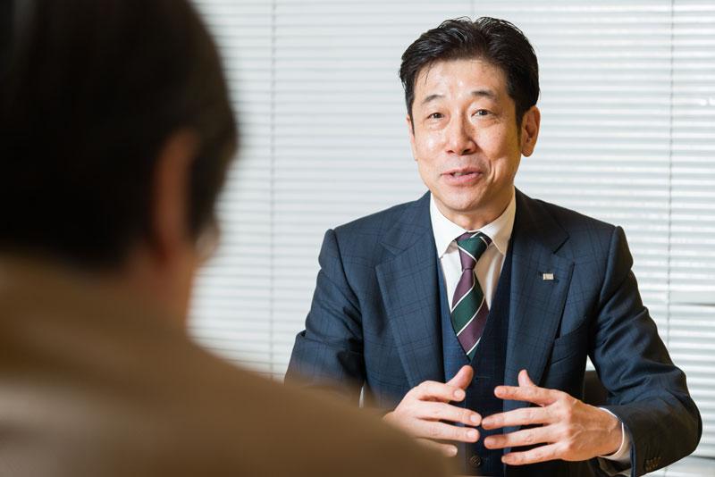 株式会社リンクアンドモチベーション 小笹芳央会長 インタビュー画像1-2