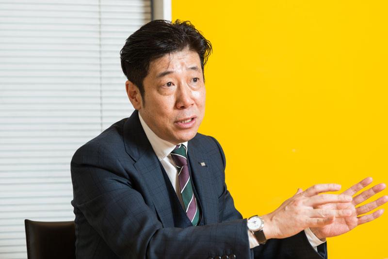 株式会社リンクアンドモチベーション 小笹芳央会長 インタビュー画像1-3
