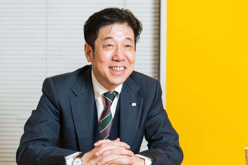 株式会社リンクアンドモチベーション 小笹芳央会長 インタビュー画像1-4
