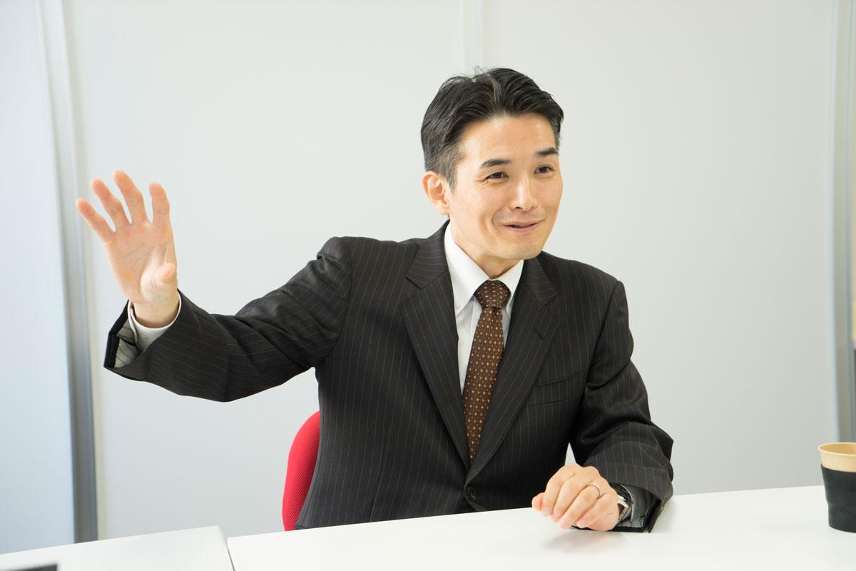 アルテパートナーズ株式会社 大原 達朗社長 インタビュー画像1-1