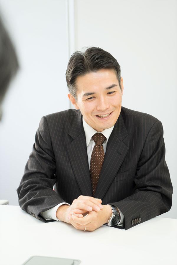 アルテパートナーズ株式会社 大原 達朗社長 インタビュー画像1-2