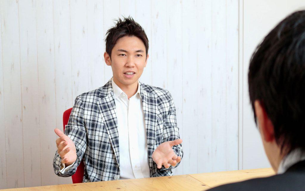 株式会社Macbee Planet 小嶋雄介社長 インタビュー画像1-1