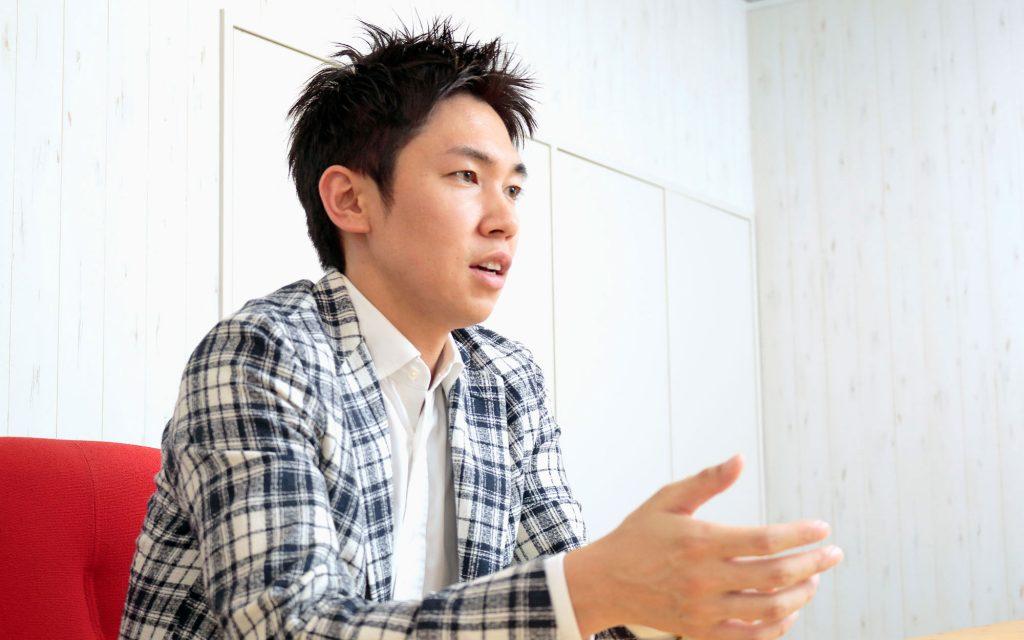 株式会社Macbee Planet 小嶋雄介社長 インタビュー画像1-2