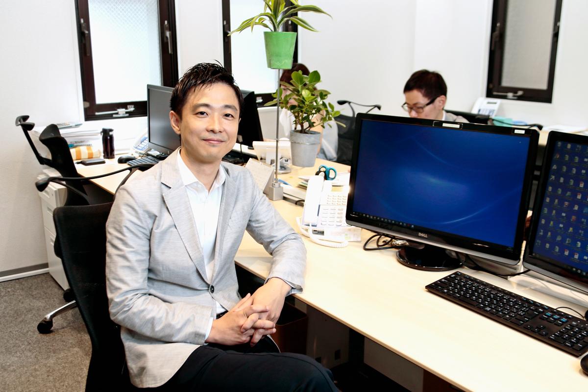 シンアカウンティングサービス株式会社 上田昌宏社長 記事サムネイル画像