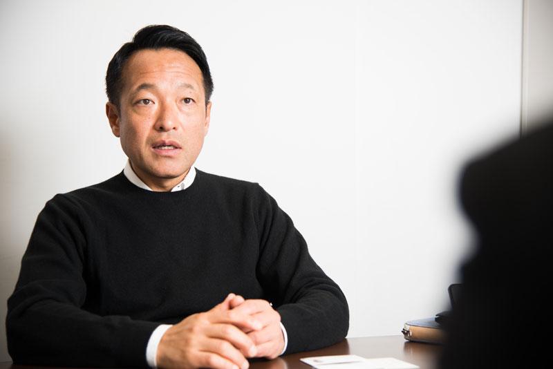 株式会社メディアフラッグ 福井康夫社長 インタビュー画像1-1