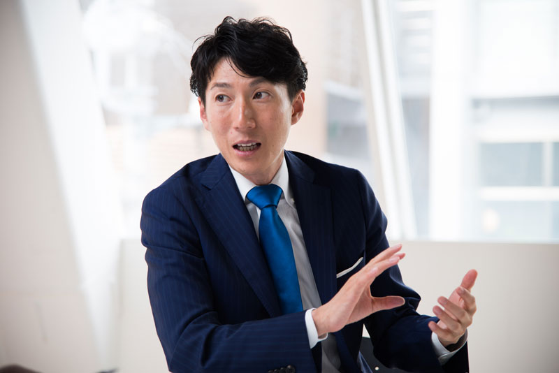 MRT株式会社 馬場稔正社長 インタビュー画像1-1