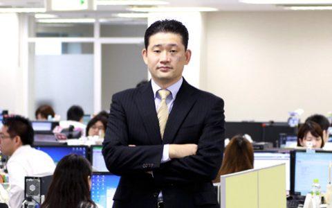 株式会社クロス・マーケティング 五十嵐幹社長 記事サムネイル画像