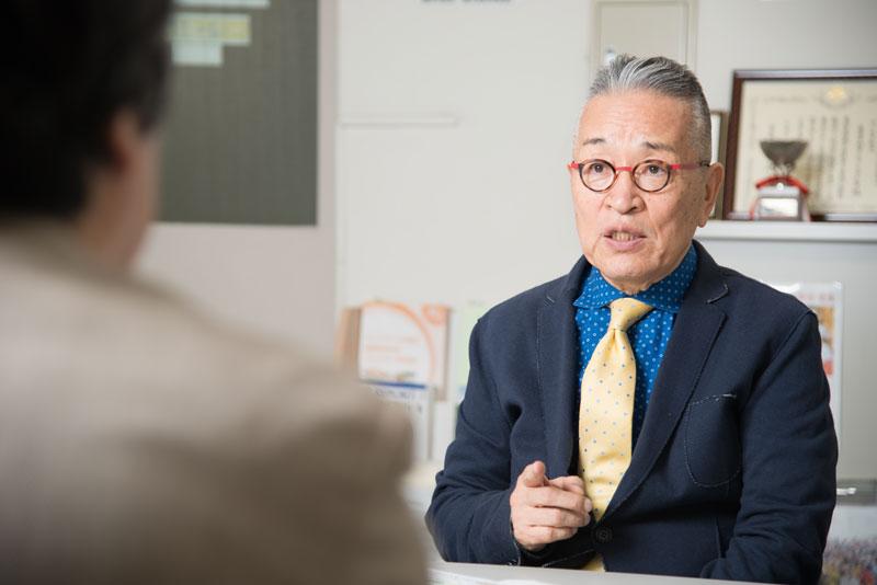 株式会社ねぎしフードサービス 根岸榮治社長 インタビュー画像1-1