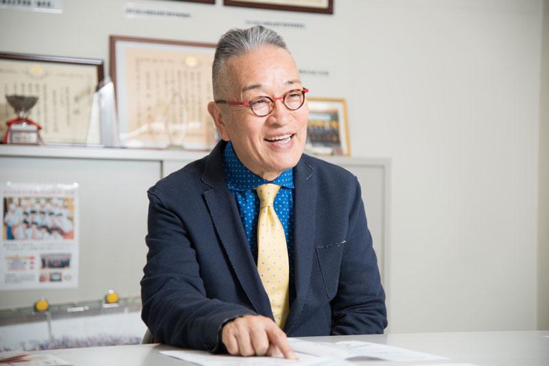 株式会社ねぎしフードサービス 根岸榮治社長 インタビュー画像1-2