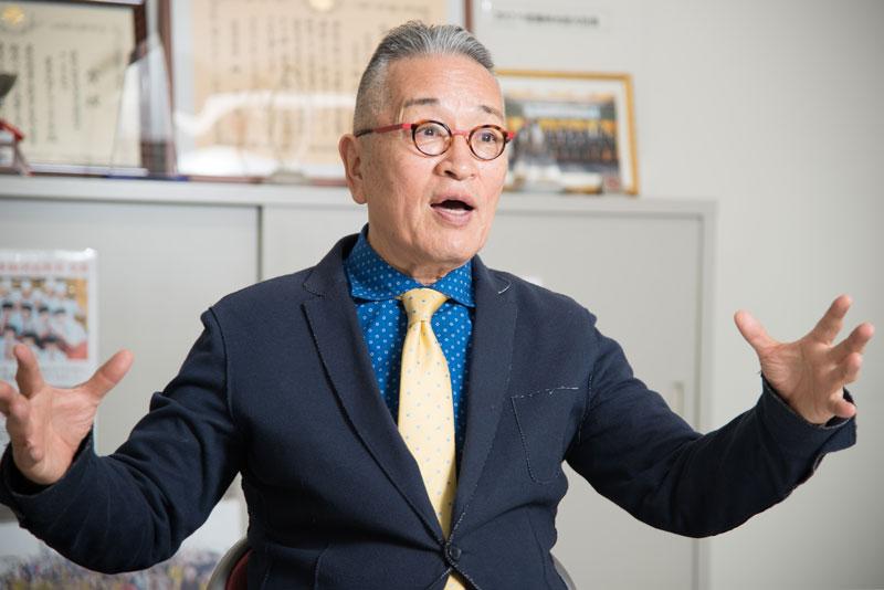 株式会社ねぎしフードサービス 根岸榮治社長 インタビュー画像1-3