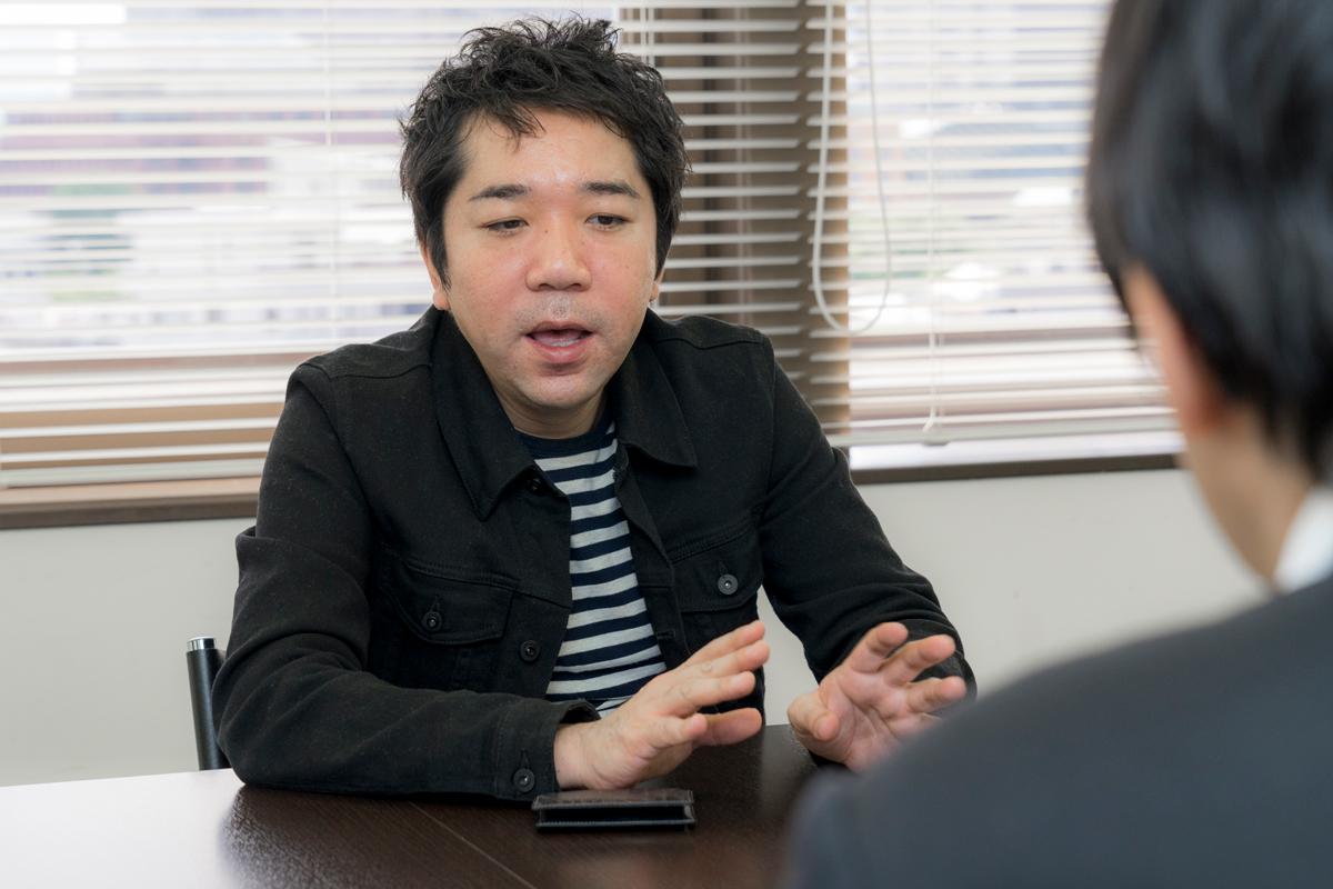 株式会社ネットマーケティング 宮本邦久社長 インタビュー画像1-3