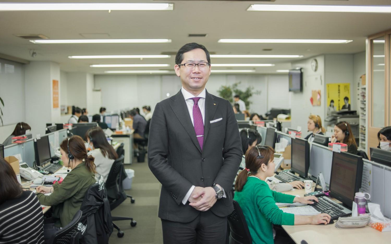 日本PCサービス株式会社 家喜信行社長 記事サムネイル画像