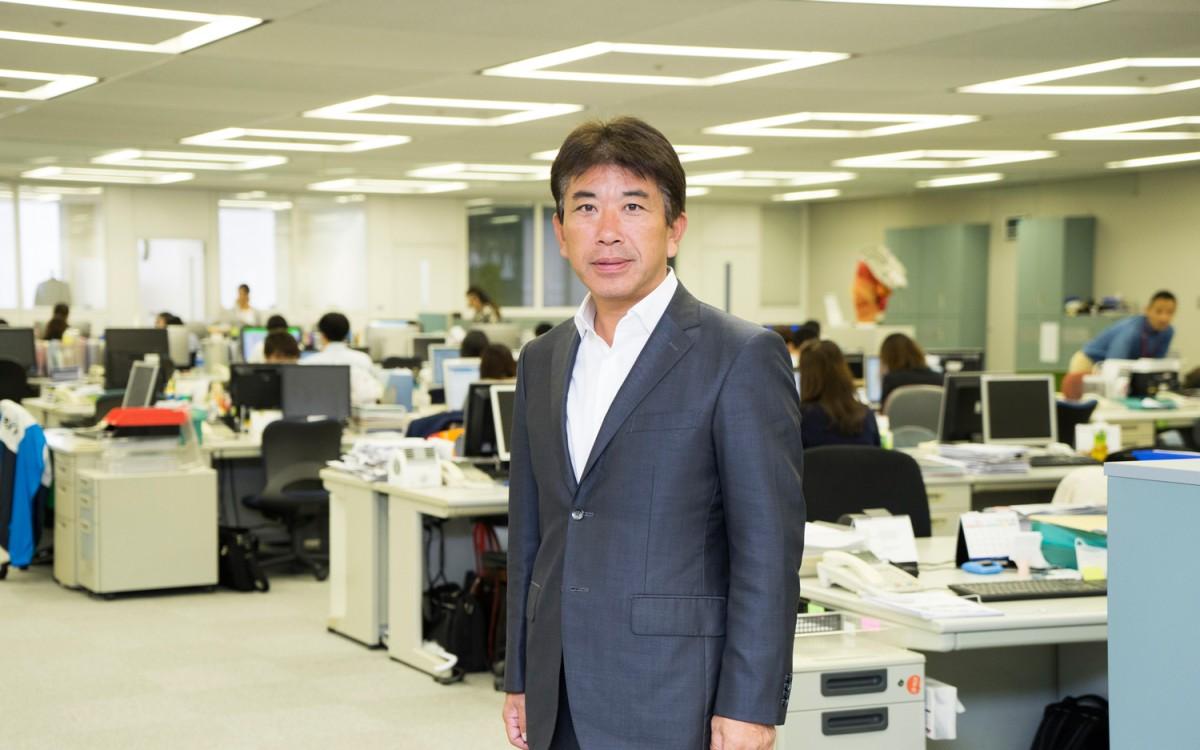株式会社ベネフィット・ワン 白石徳生社長 記事サムネイル画像