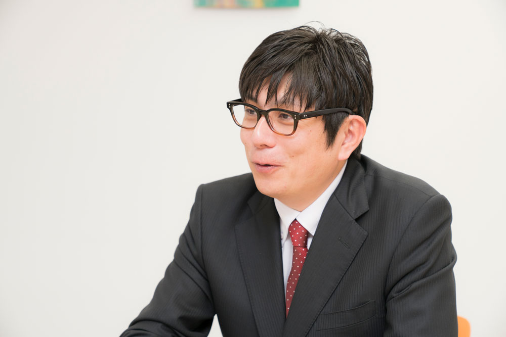 株式会社農業総合研究所 及川智正社長 インタビュー画像1-1