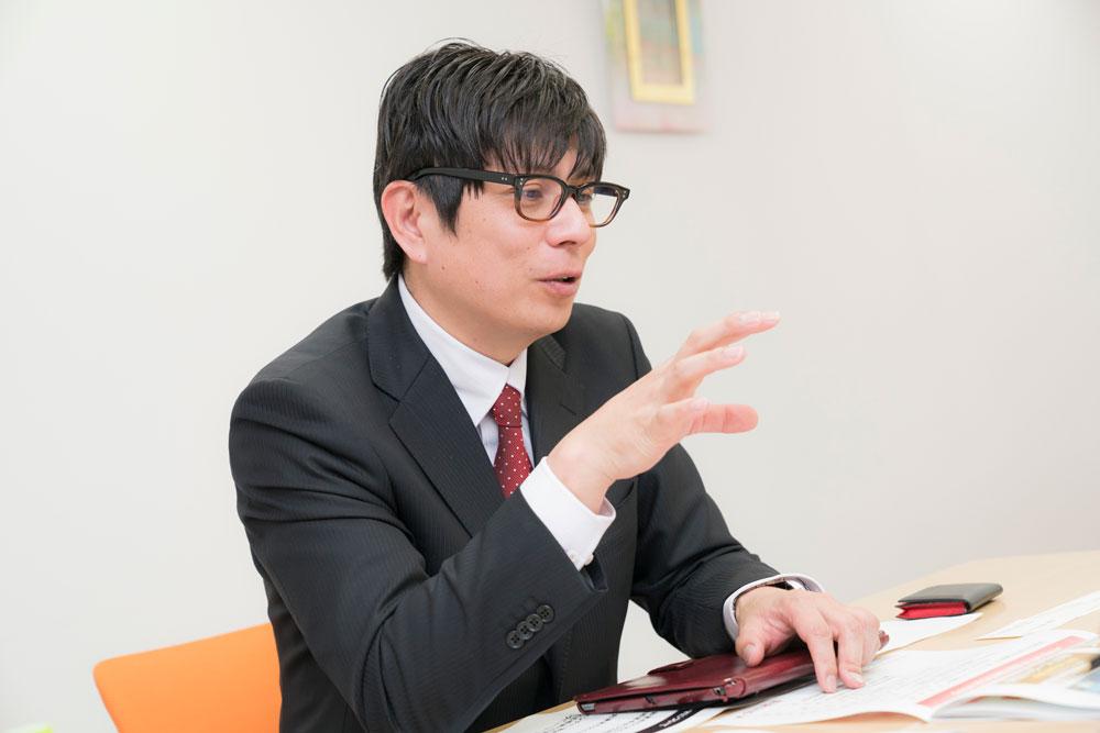 株式会社農業総合研究所 及川智正社長 インタビュー画像1-4