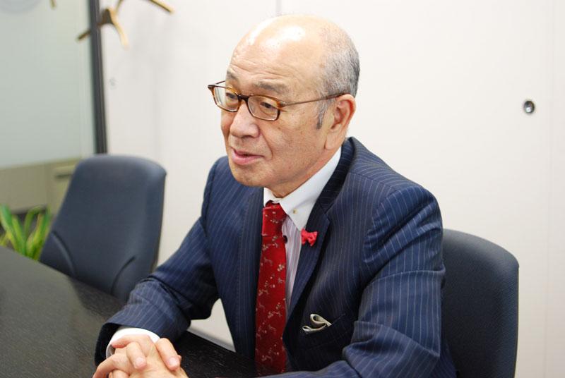太田アカウンティンググループ 太田孝昭社長 インタビュー画像