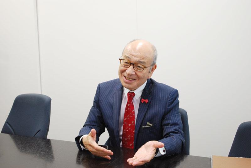 太田アカウンティンググループ 太田孝昭社長 インタビュー画像1-2