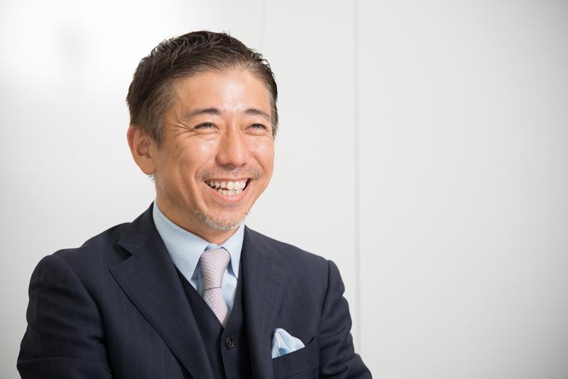 株式会社オプトホールディング 鉢嶺登社長 インタビュー画像1-2
