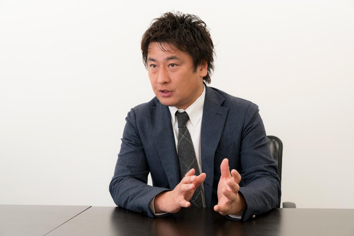 株式会社ピーズサポート 渋谷友和社長 インタビュー画像1-1
