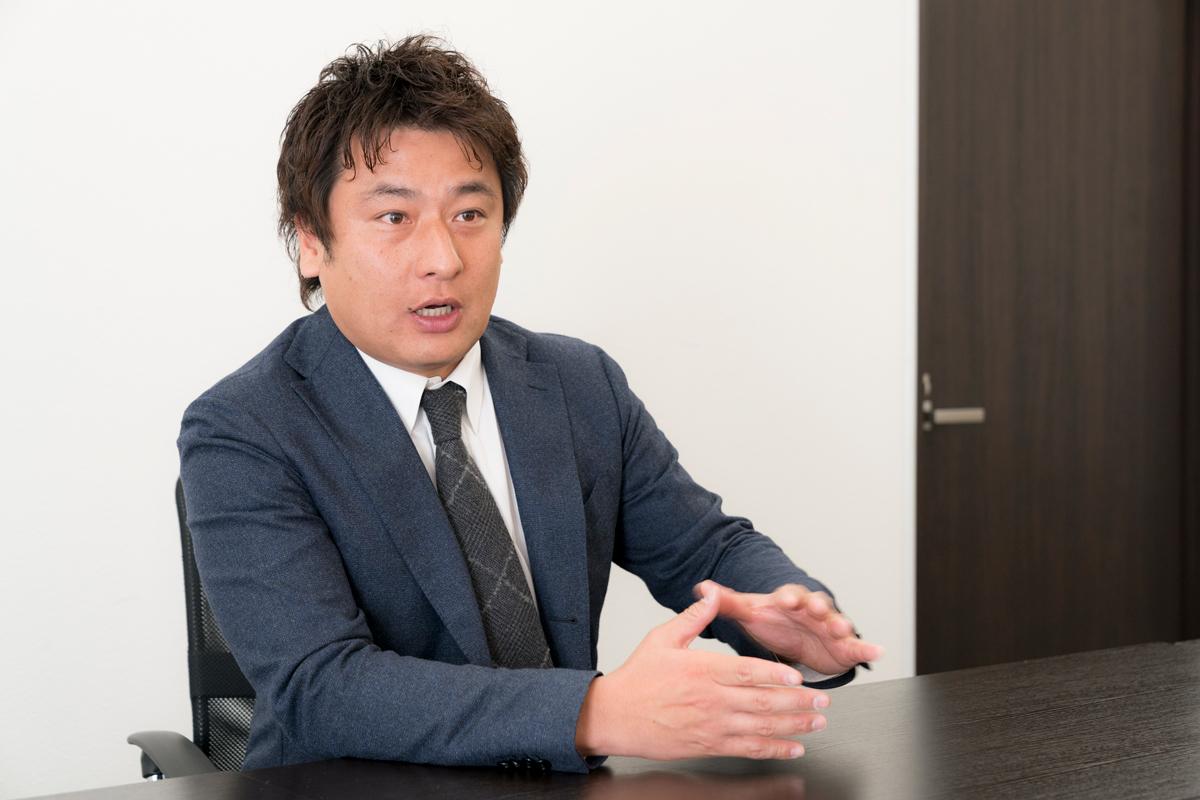株式会社ピーズサポート 渋谷友和社長 インタビュー画像1-2