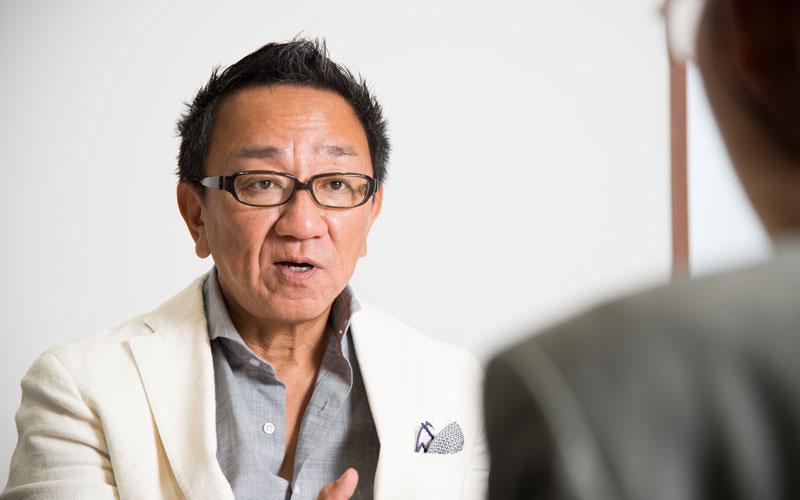 株式会社ラクーン 小方功社長 インタビュー画像1−1