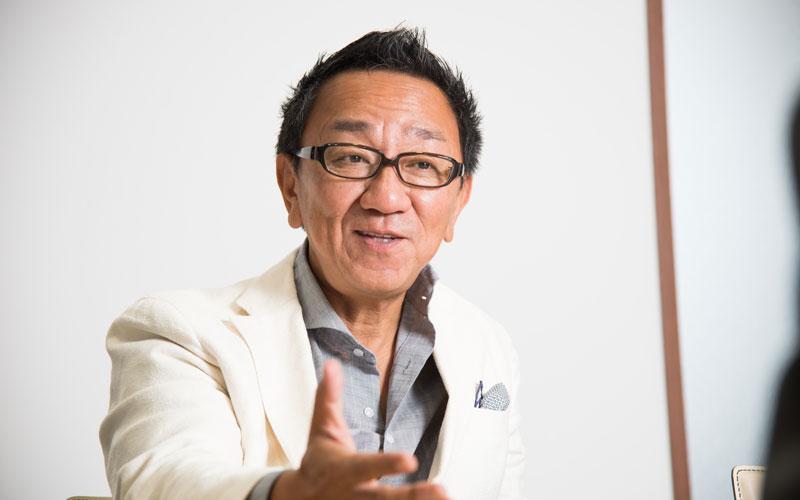 株式会社ラクーン 小方功社長 インタビュー画像1−2