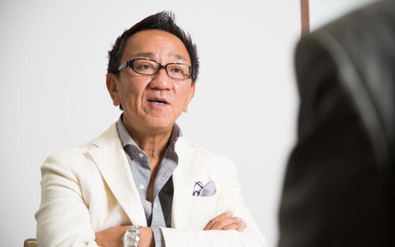 株式会社ラクーン 小方功社長 インタビュー画像1−3