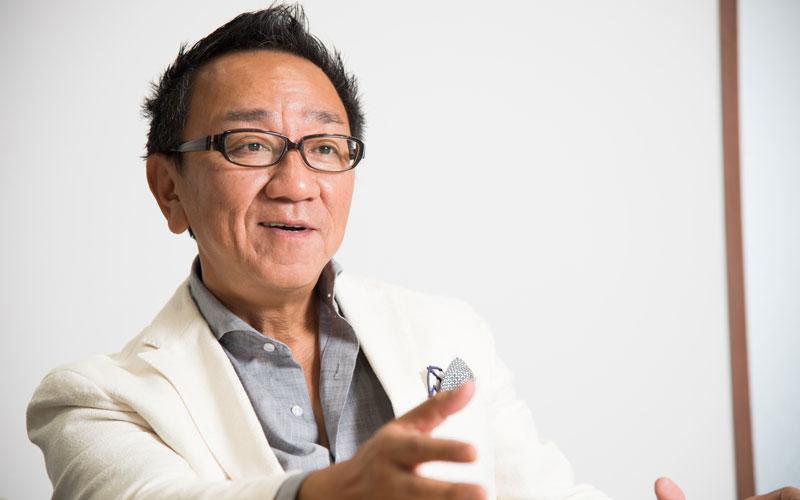 株式会社ラクーン 小方功社長 インタビュー画像1−4