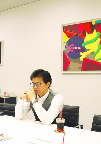 株式会社S-FIT 紫原友規社長 インタビュー画像1−1