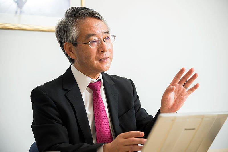 株式会社せおん 越純一郎社長 インタビュー画像1−1