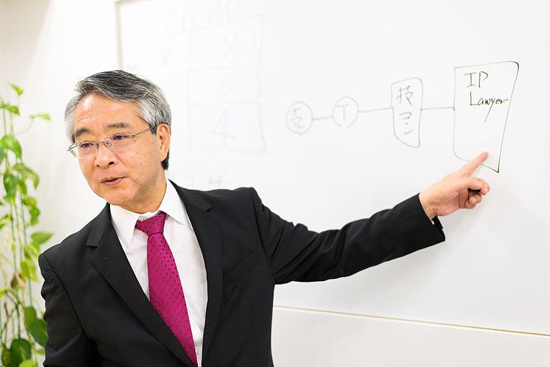 株式会社せおん 越純一郎社長 インタビュー画像1−2