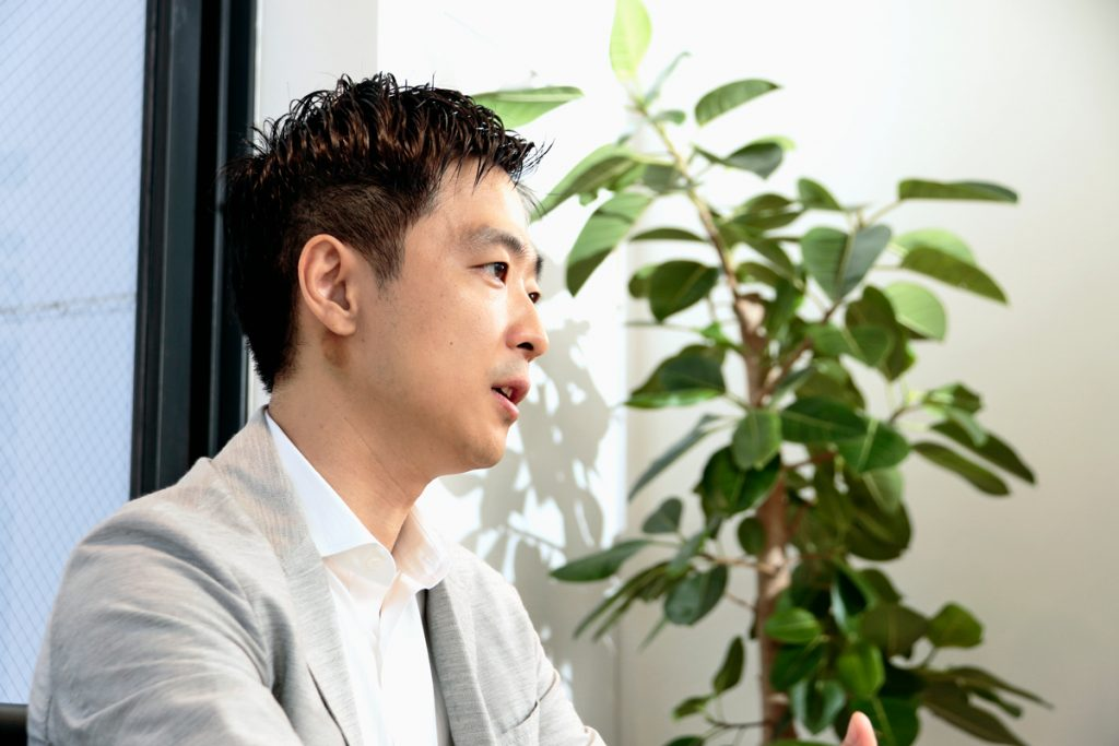 シンアカウンティングサービス株式会社 上田昌宏社長 インタビュー画像1-1