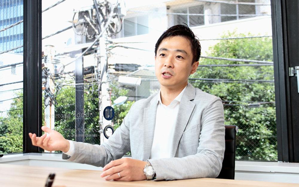 シンアカウンティングサービス株式会社 上田昌宏社長 インタビュー画像1-2