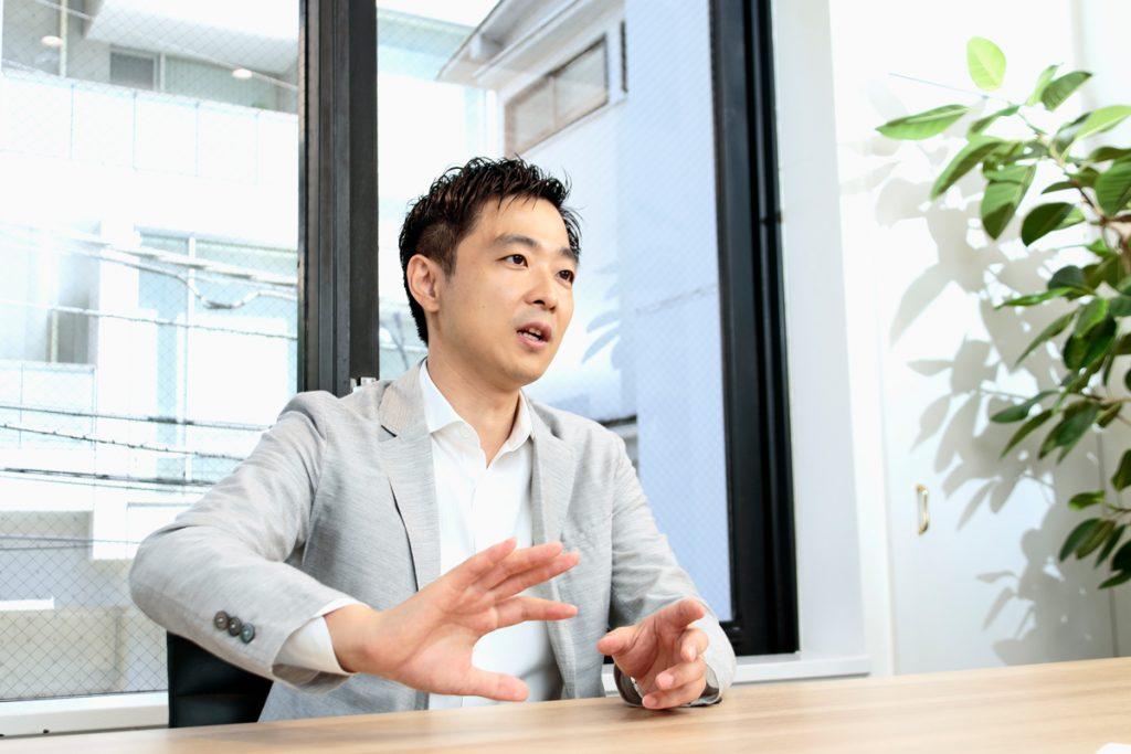 シンアカウンティングサービス株式会社 上田昌宏社長 インタビュー画像1-3