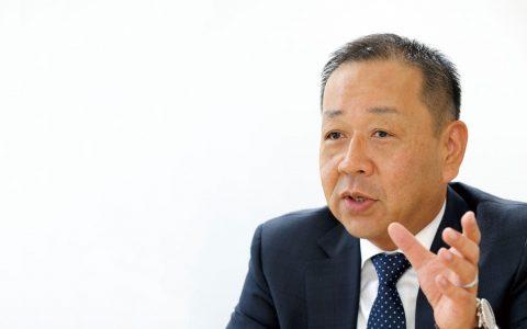 株式会社アドバンテッジリスクマネジメント 鳥越慎二社長 記事サムネイル画像