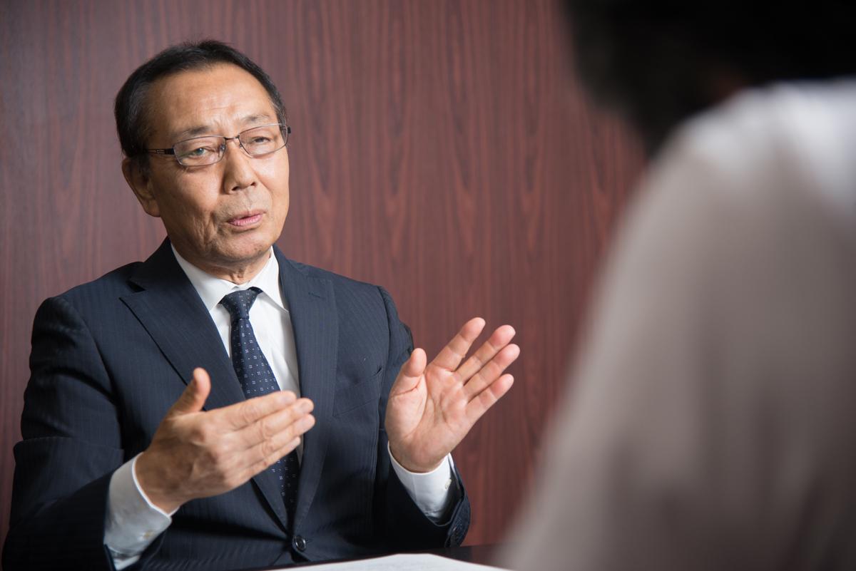 株式会社ティーベル 笠原康夫社長 インタビュー画像1−1