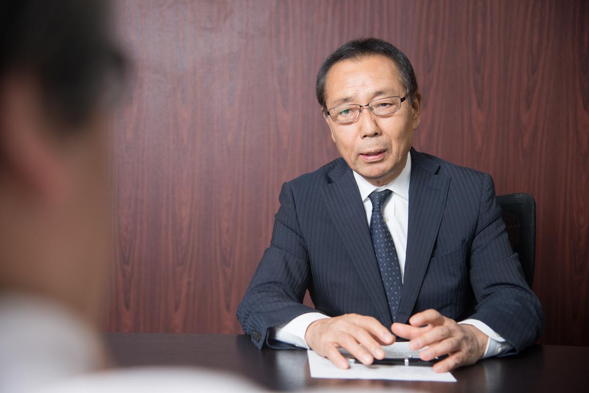 株式会社ティーベル 笠原康夫社長 インタビュー画像1−3