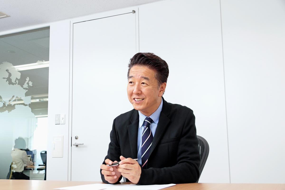 株式会社旅工房 高山泰仁会長 インタビュー画像1-2