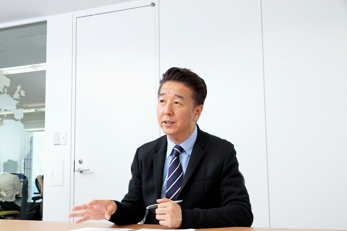株式会社旅工房 高山泰仁会長 インタビュー画像1-3