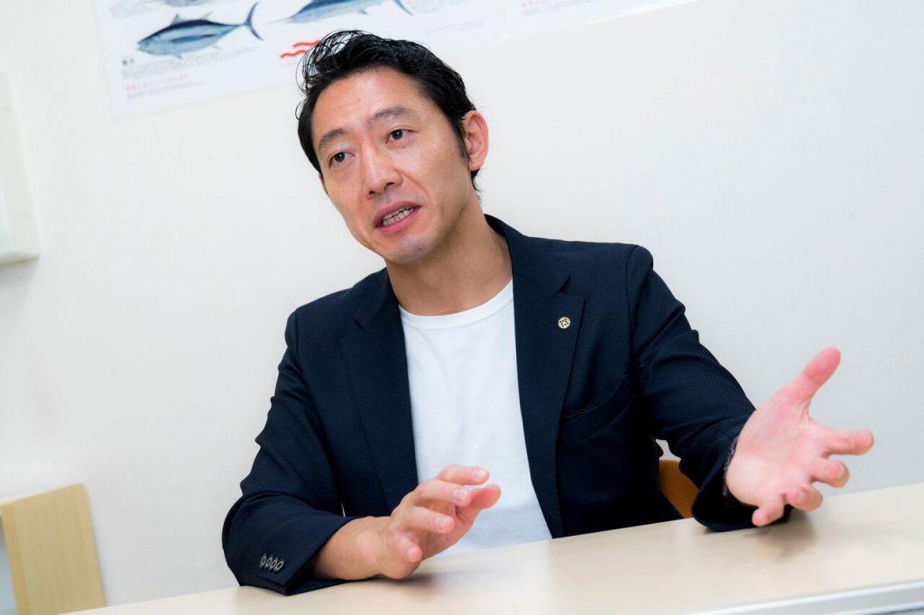 株式会社玉寿司 中野里陽平社長 インタビュー画像1-1